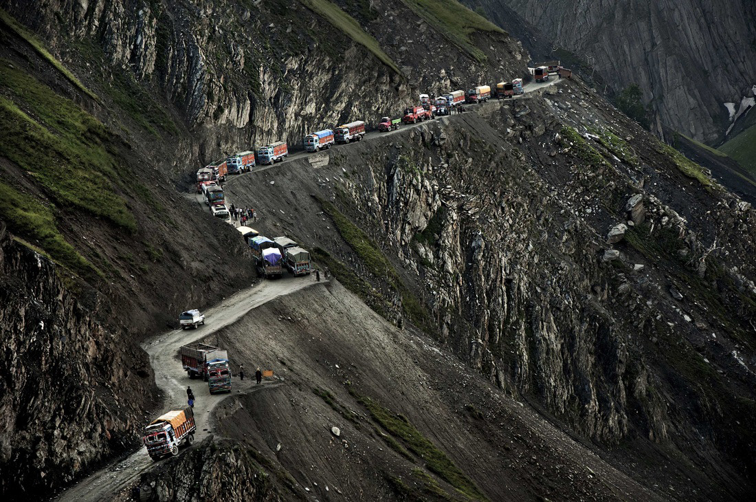 9 Most Dangerous Roads In The World