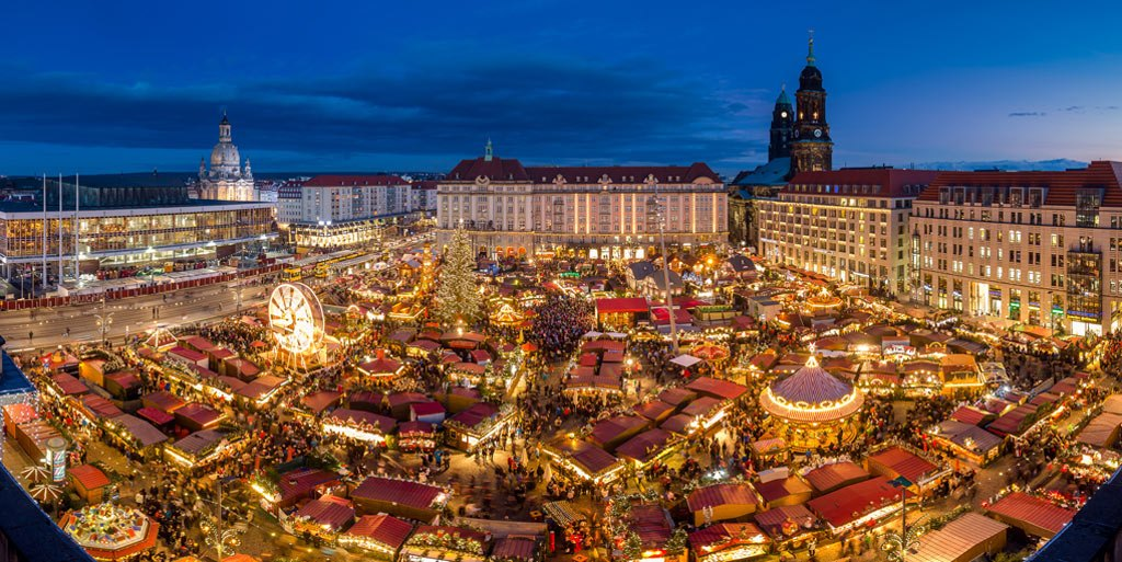 christmas markets, dresden