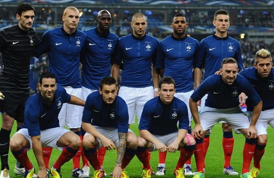 France football team topic