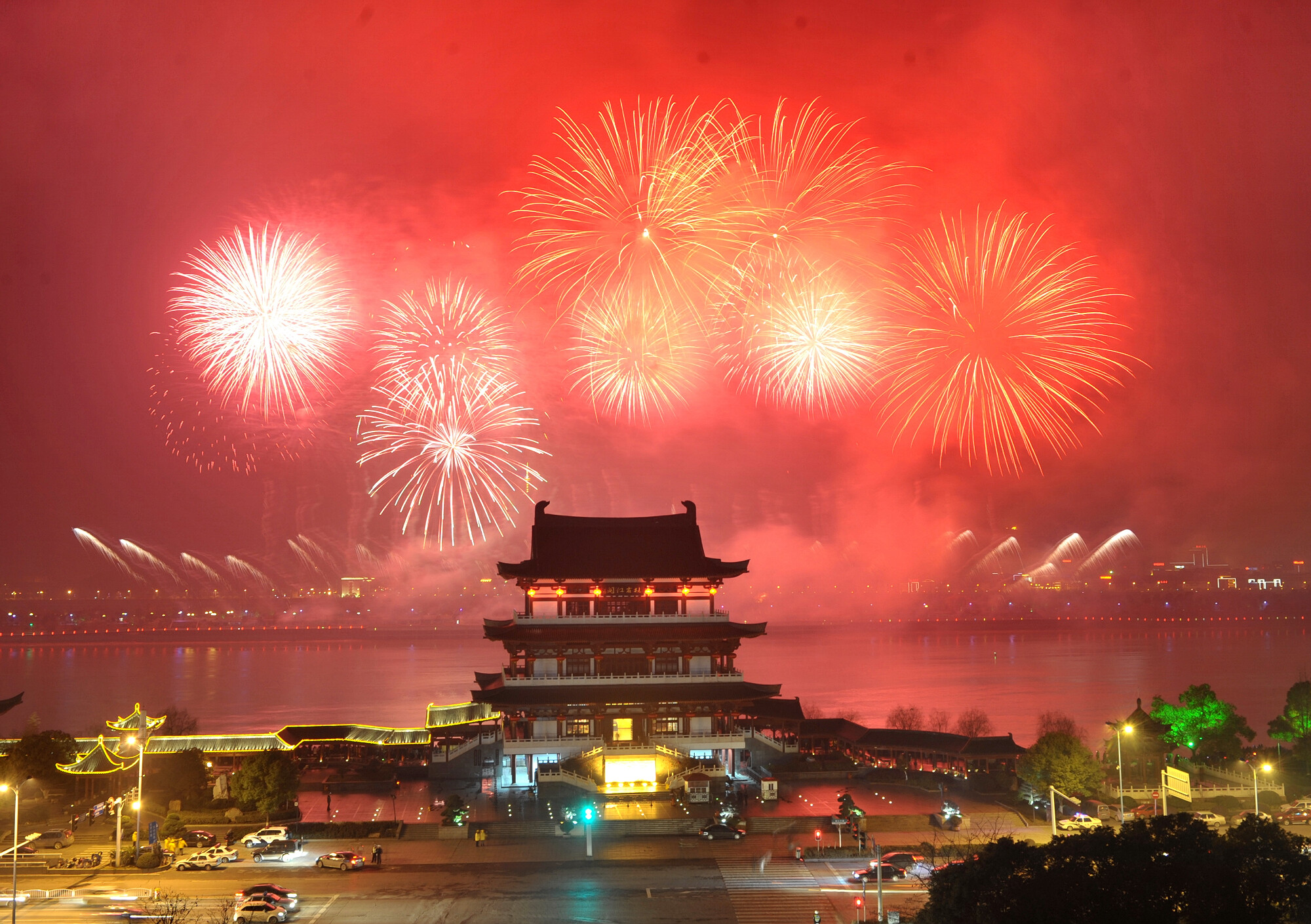 7 Destinations to be at for Chinese New Year ...