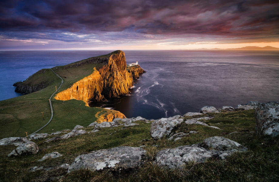 Image Credit : Neist Point