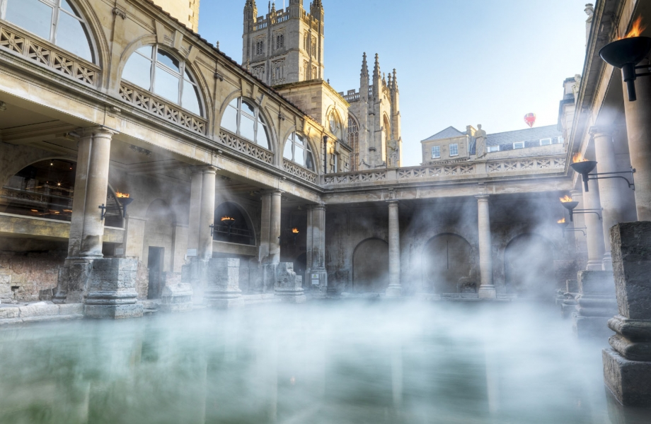 Image Credit : Roman Baths