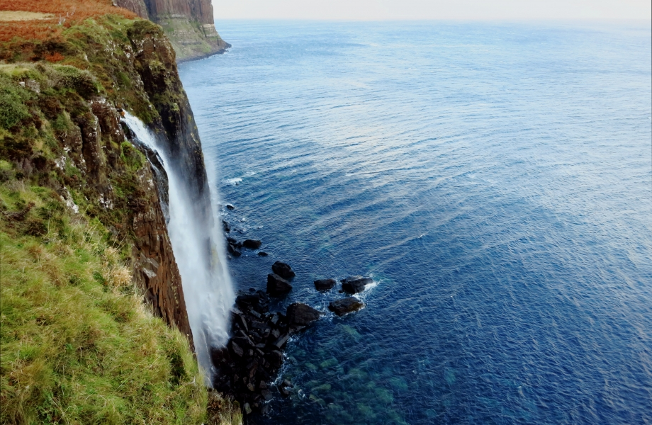Image Credit : Kilt Rock