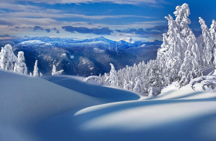 great_snow_hill_background_wallpaper