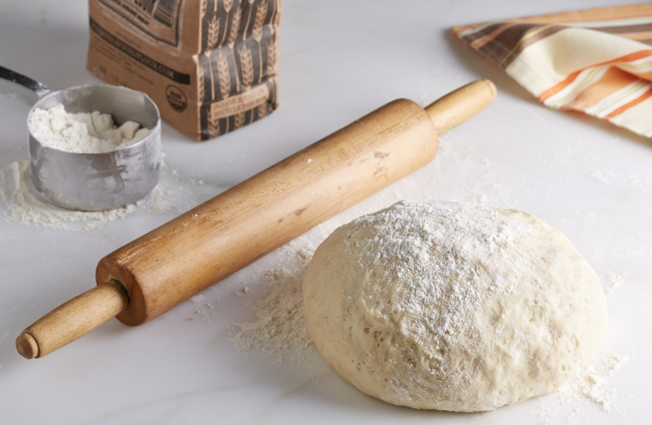 Bobby Flay's Pizza Dough for SEO One-Off as seen on Grill It! With Bobby Flay
