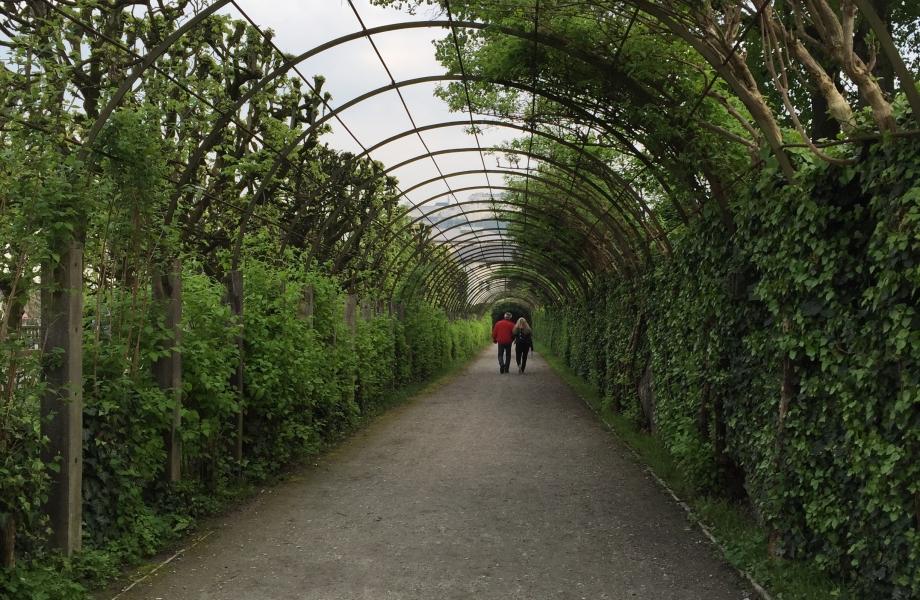 mirabell gardens (sound of music