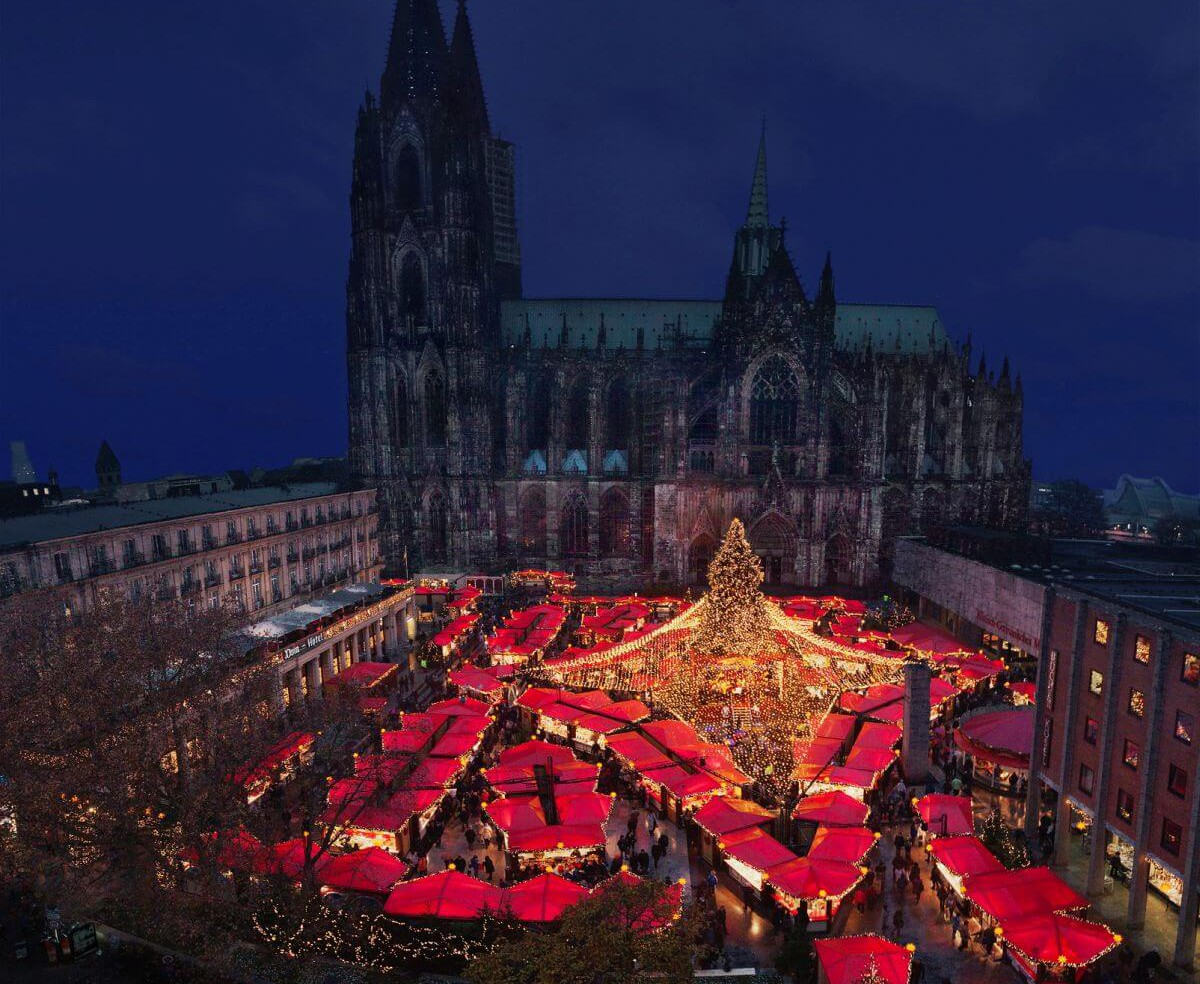 Am Dom Market from Christmas markets of Germany
