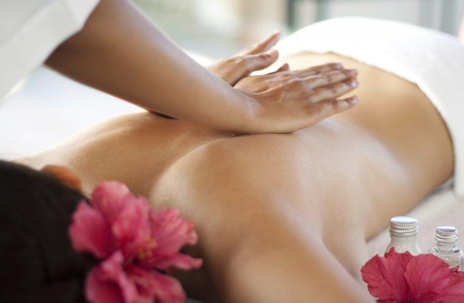 Body spa at Bali