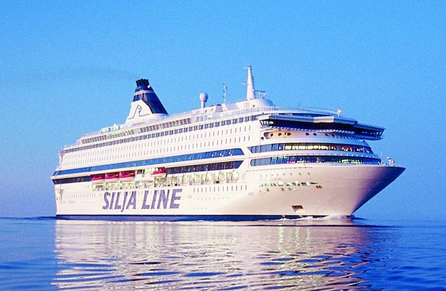 Eurail ferry