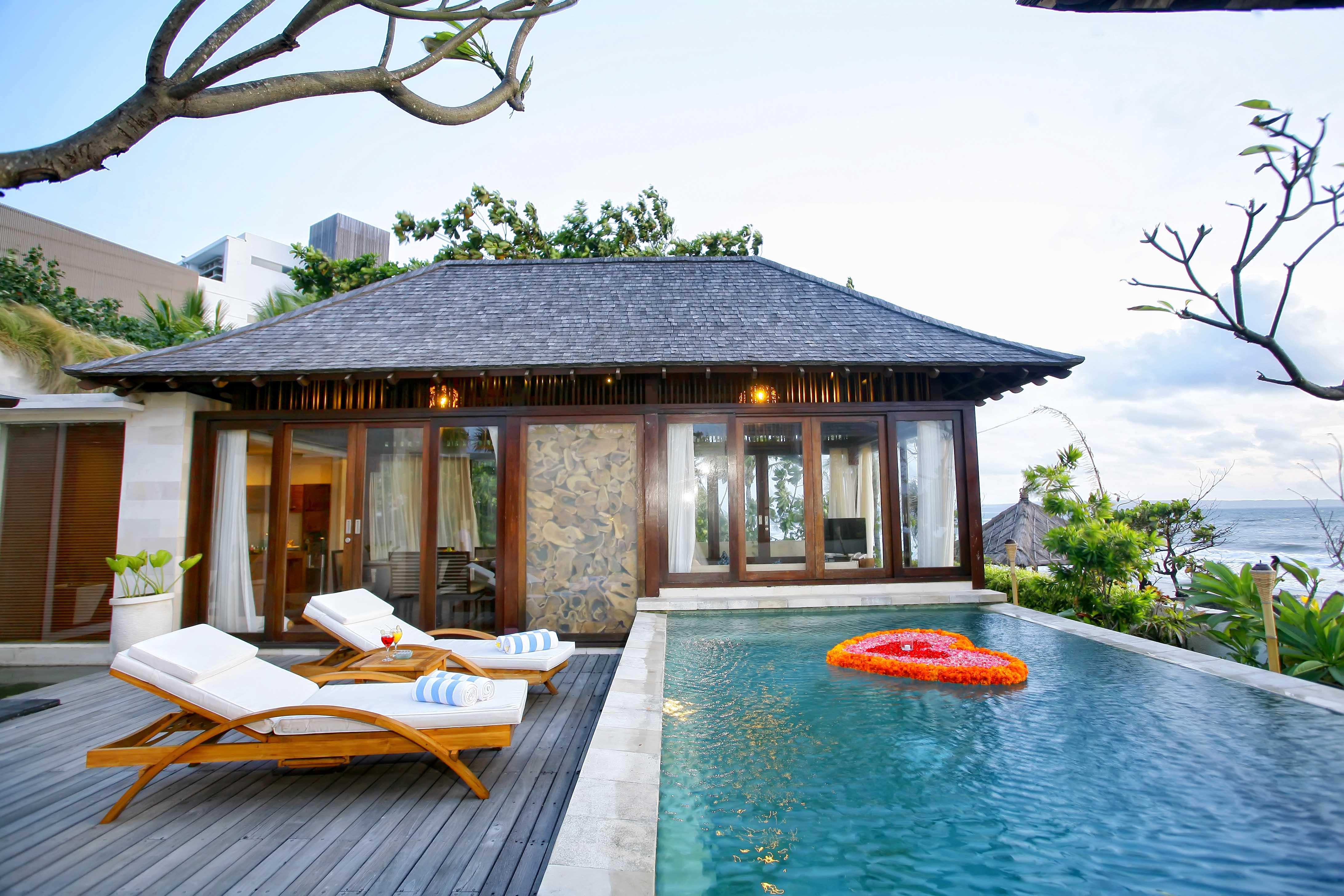 6 Best Private Pool Villas In Bali Bali Private Pool Villas