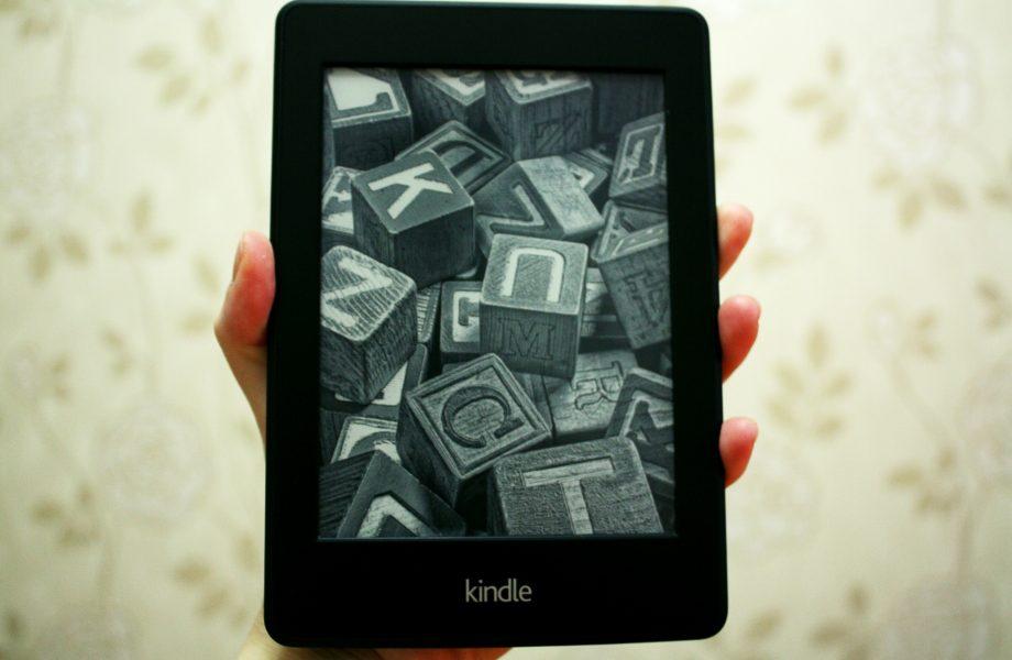 Kindle ebook reader