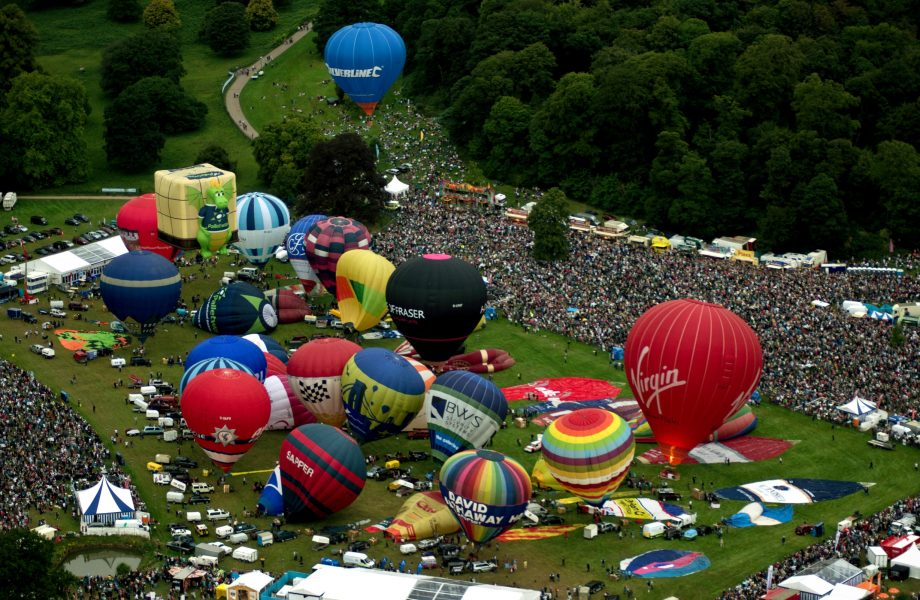 bristol international balloon fiesta u k