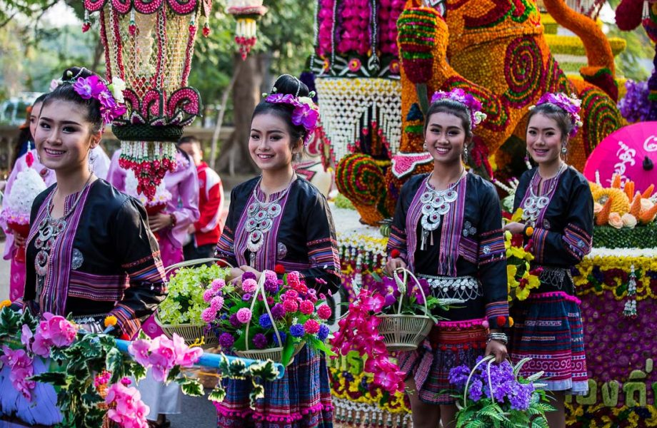 chiang-mai-flower-festival