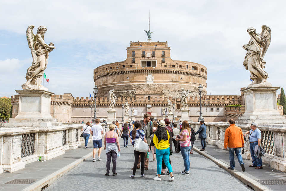 A free walking tour from Guide to Rome