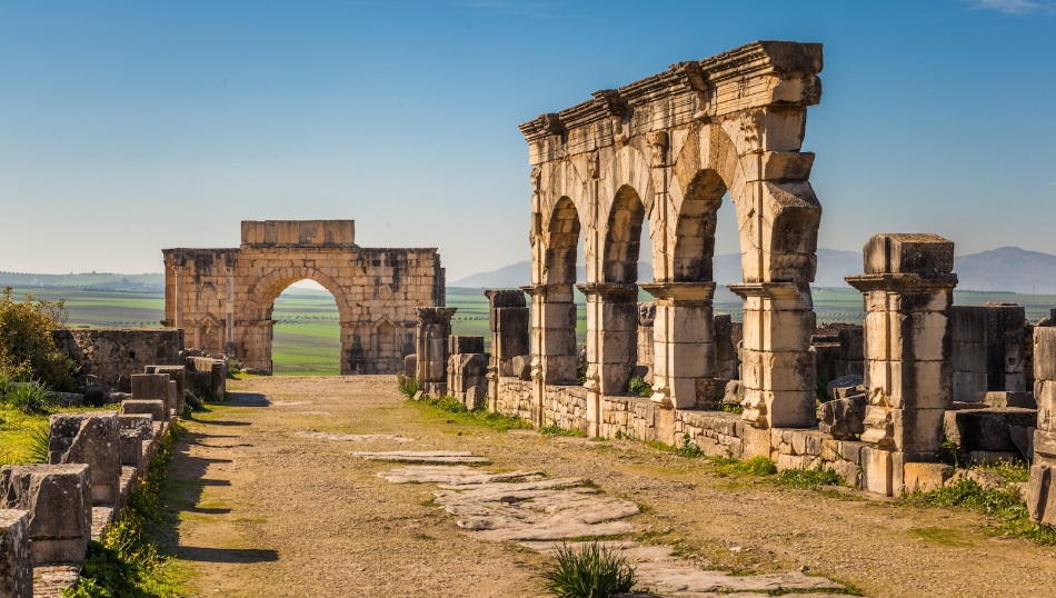Ostia Antica in Guide to Rome
