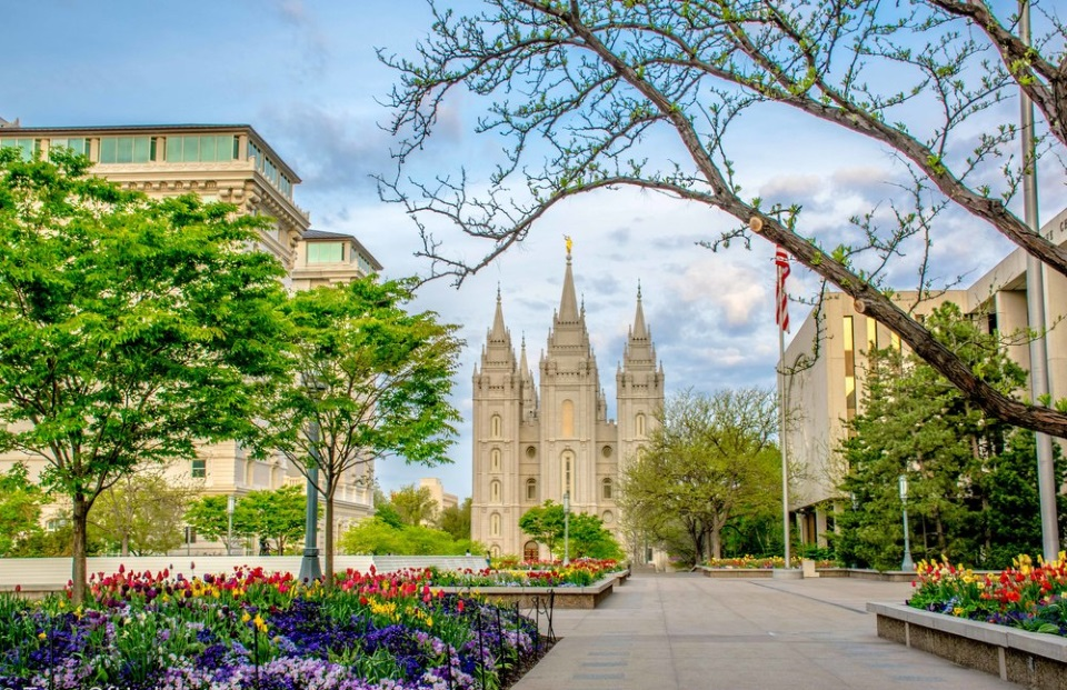 Temple Square Tour