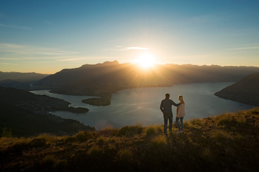 things to do in Queenstown, New Zealand, Ben Lomond, Hiking
