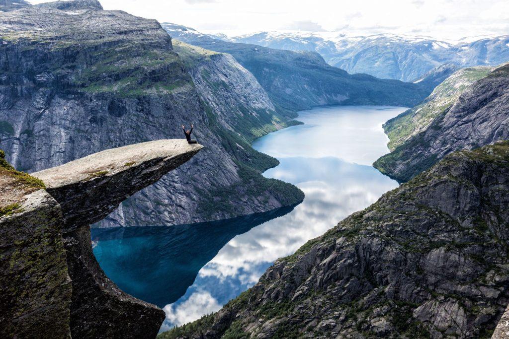 adventure activities in Norway