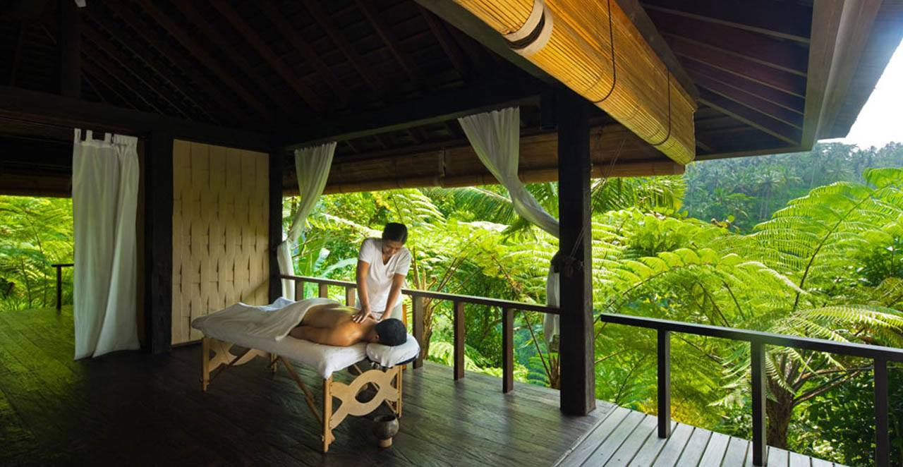 Spas are a major Bali Tourist Attraction