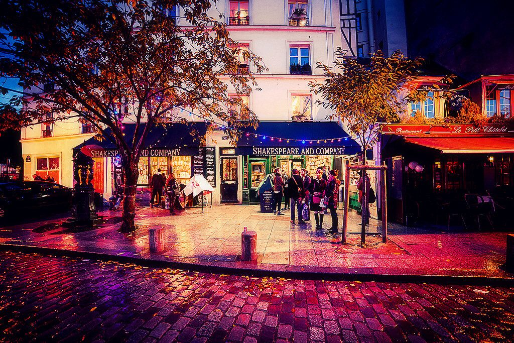 Paris offbeat