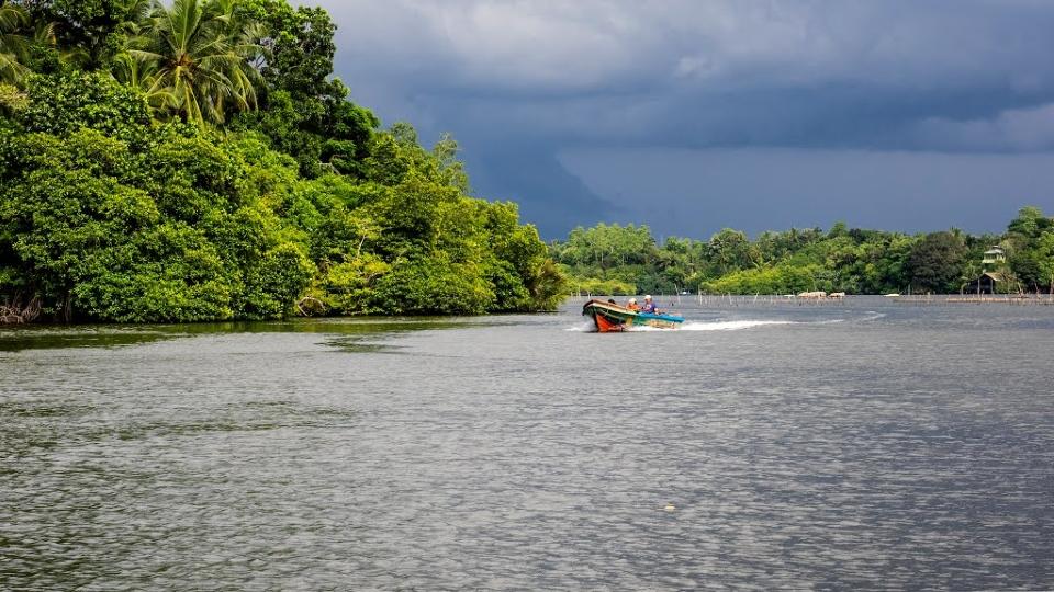 Maduganga river safari