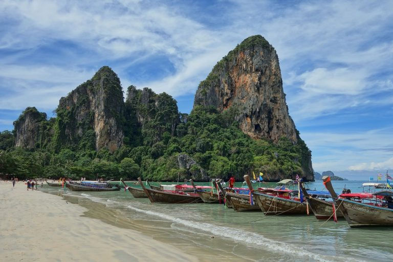 7 most beautiful beaches in Thailand
