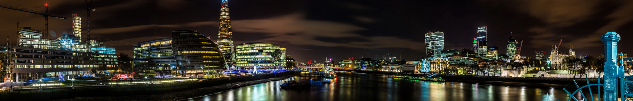 London city view