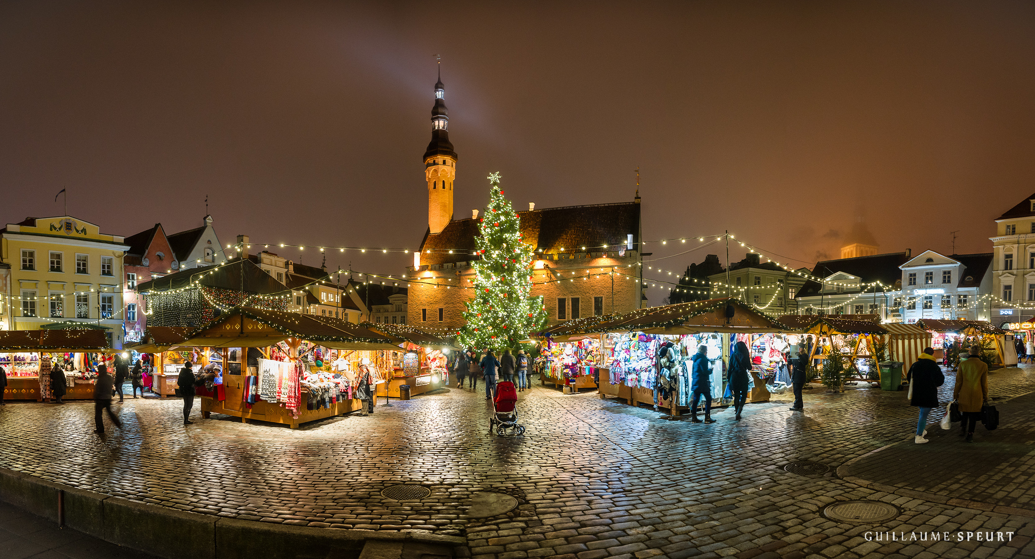 Christmas Market, Estonia