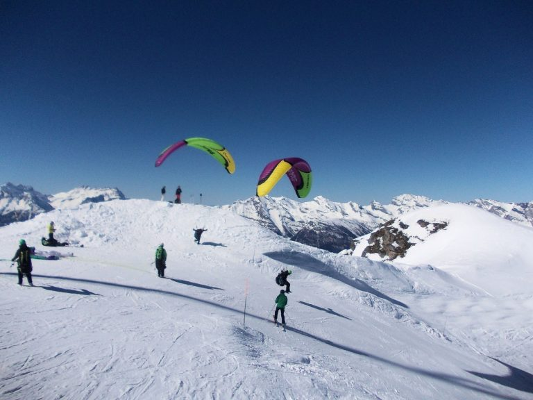 Ski resorts in the world