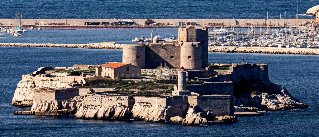 things to do in marseilles, Château d'If