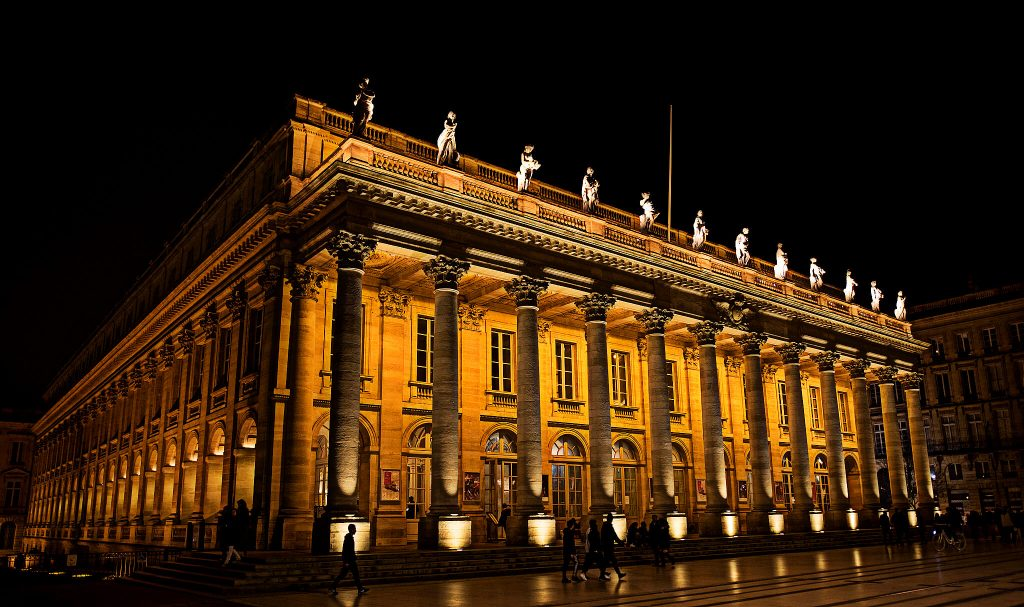 things to do in Bordeaux, Grand Théâtre de Bordeaux