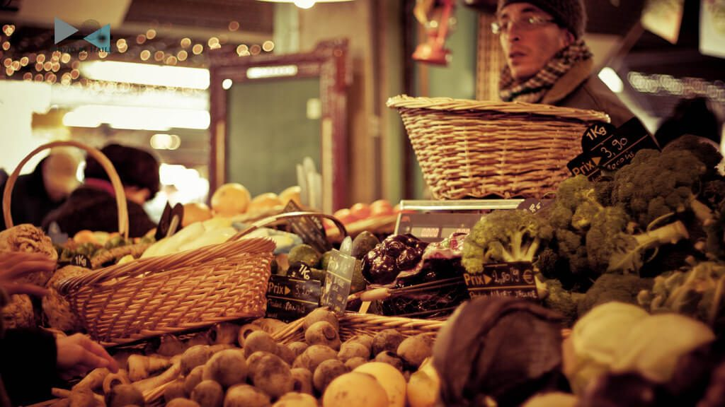 things to do in Bordeaux, Marché des Capucins