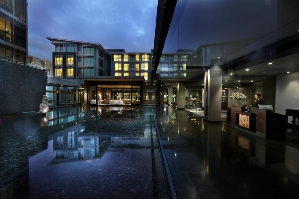 best hotels in new zealand