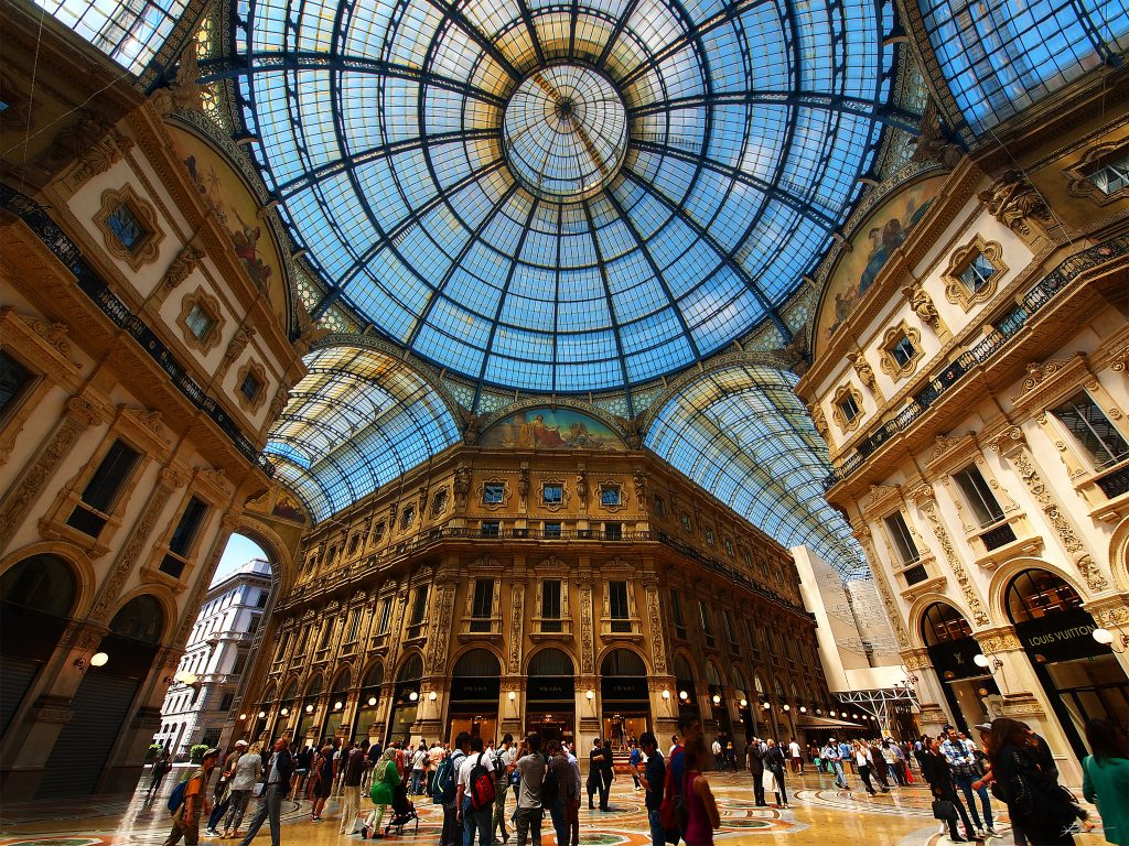 Quadrilatero d'Oro,Italy,top things to do in Milan