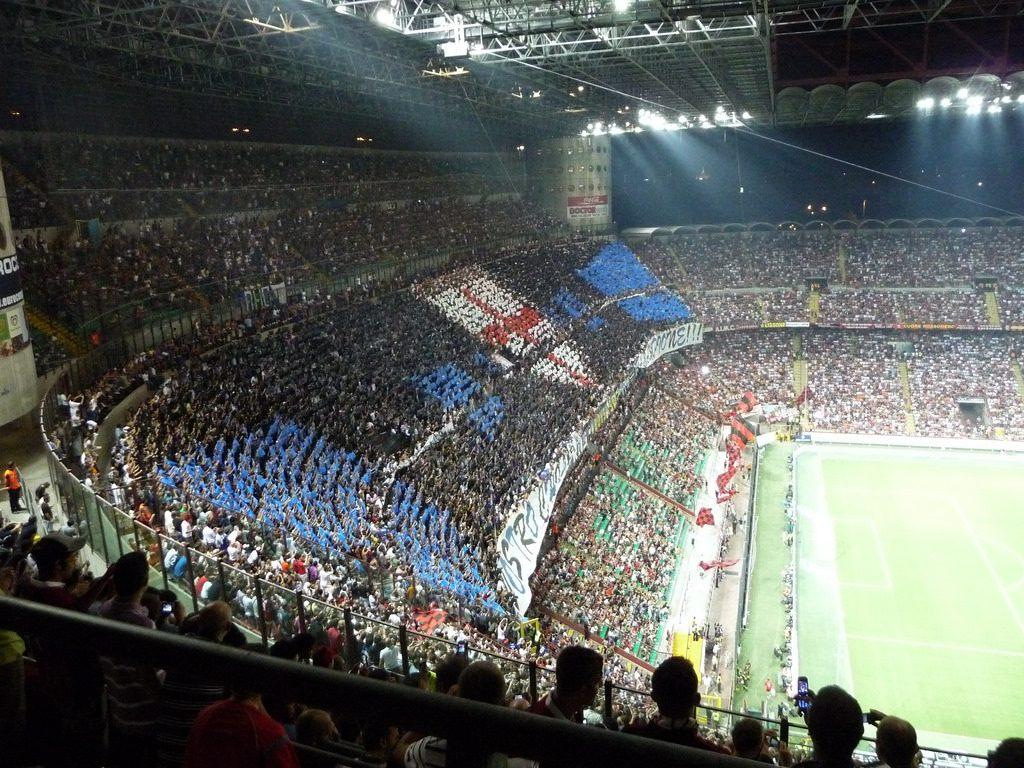 San-siro,Italy,top things to do in Milan