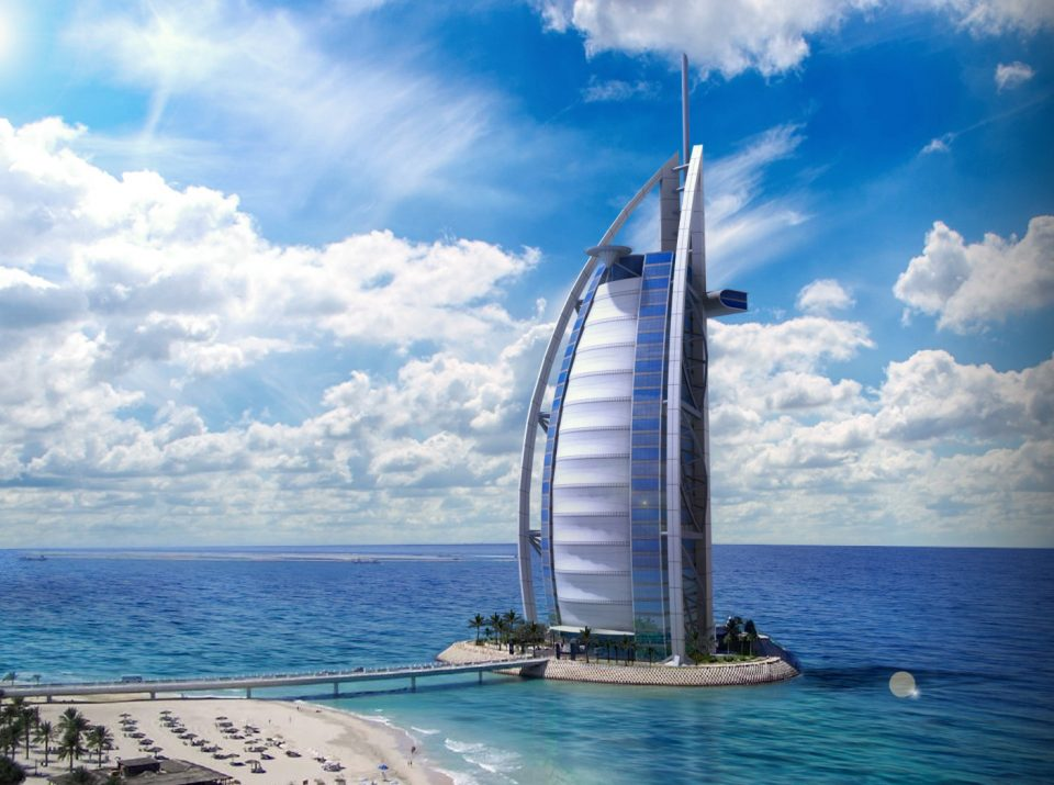 The Ultimate 5 Day Dubai Vacation