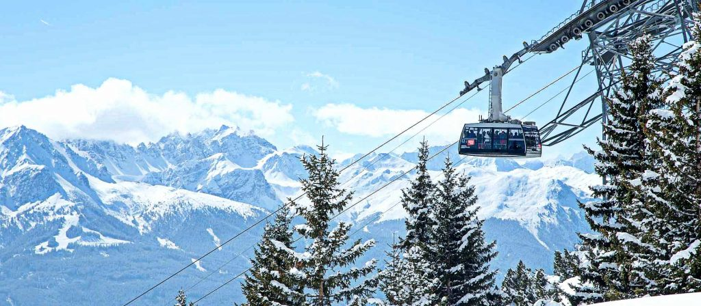 things to do in Innsbruck, Nordkette Cable car