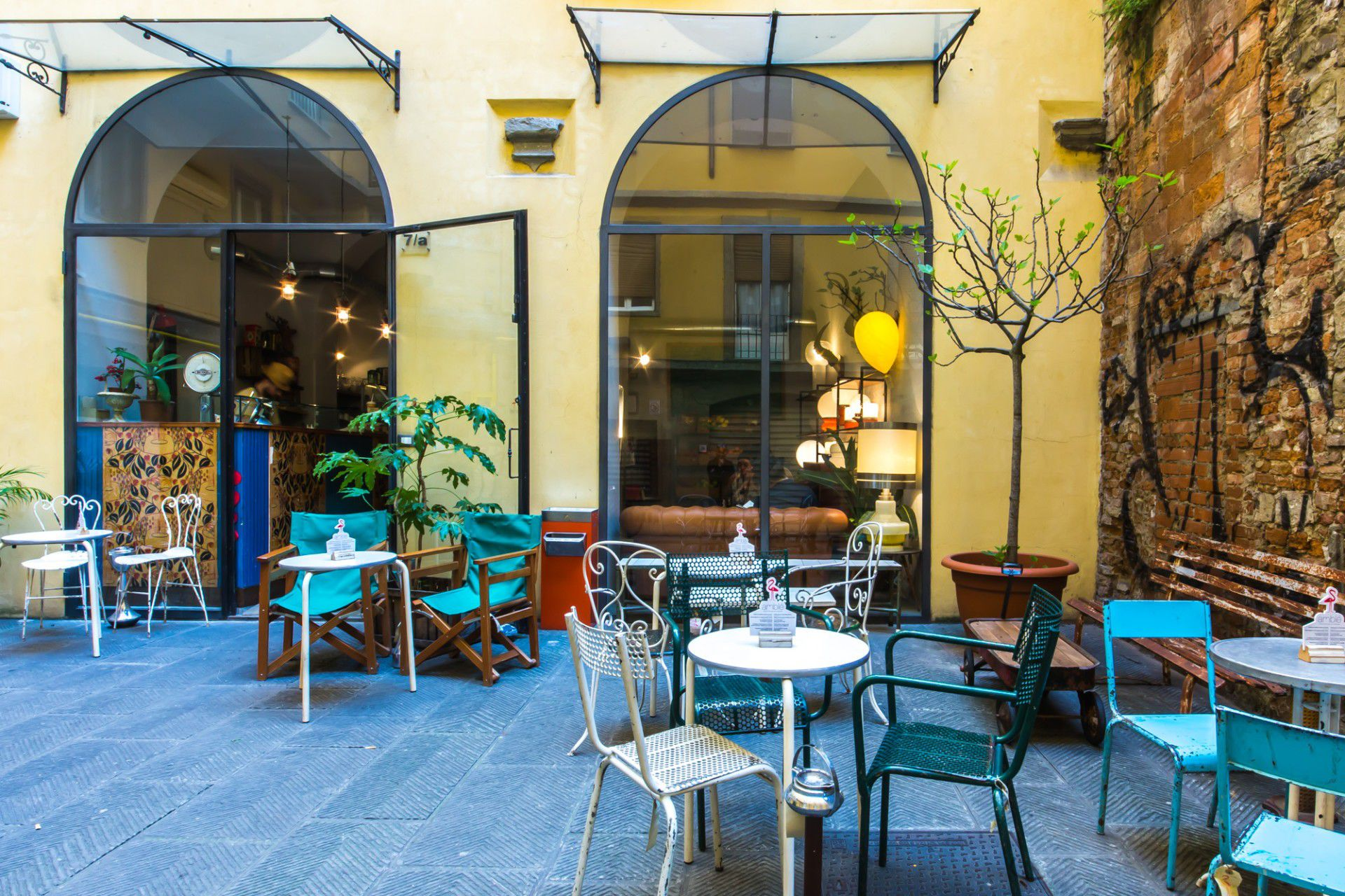 Caffetteria delle Oblate, things to do in florence