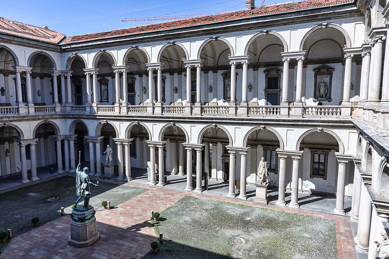 Brera,Milan,Italy,top things to do in Muil