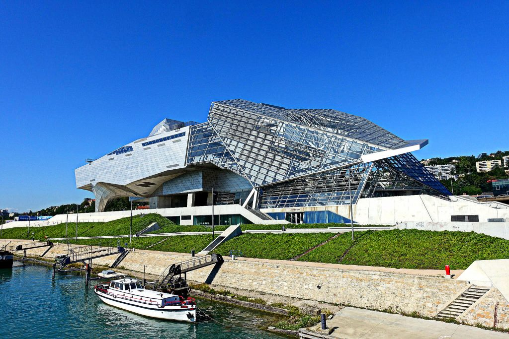 things to do in lyon, Musée des Confluences