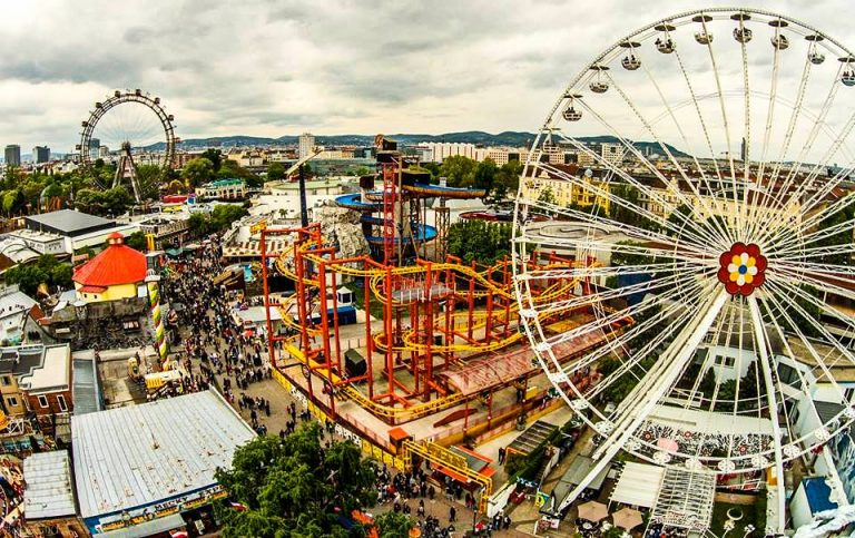 things to do in austria, prater