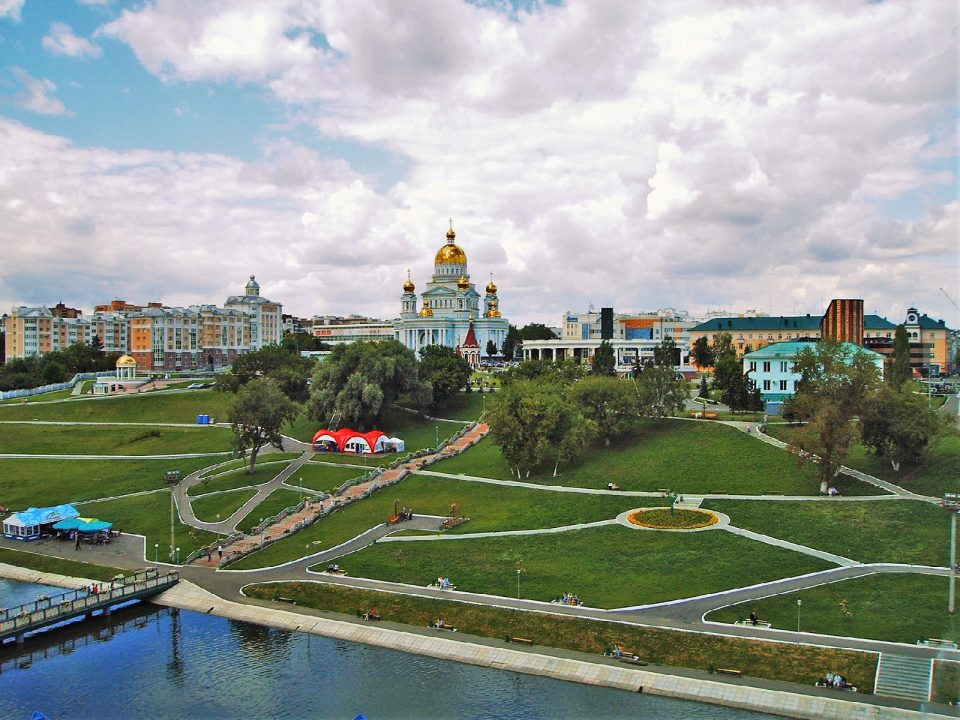 saransk, top attraction sites in the host cities