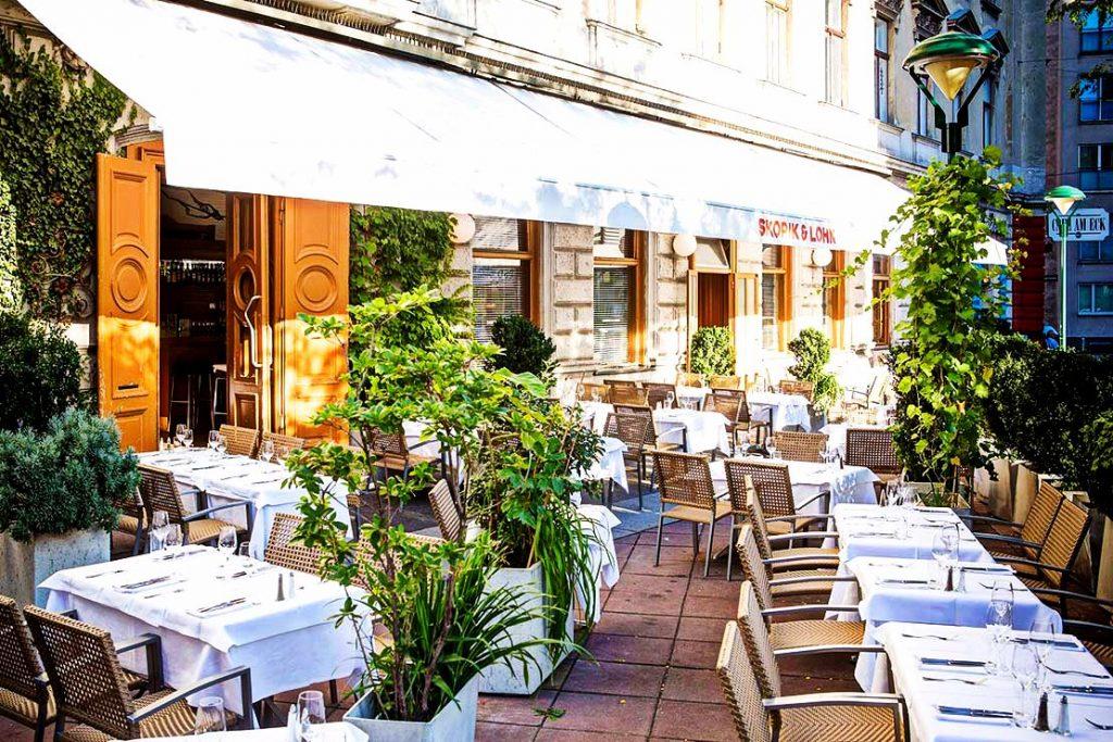 restaurants in austria, stopik & lohn