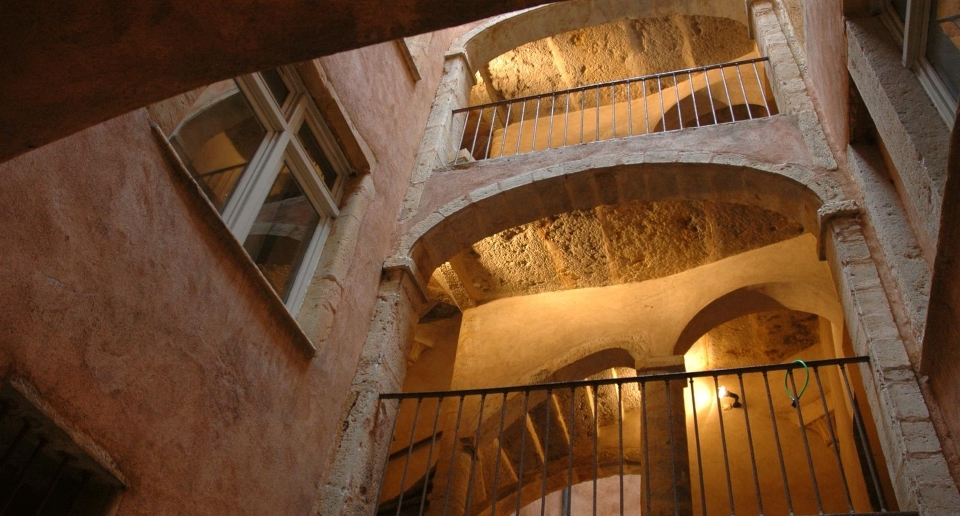 Traboules Secret Passages