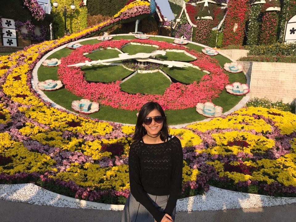 At Miracle Gardens
