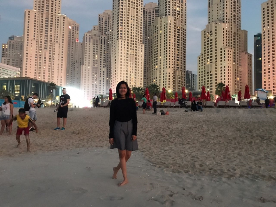 Jumeirah Beachfront