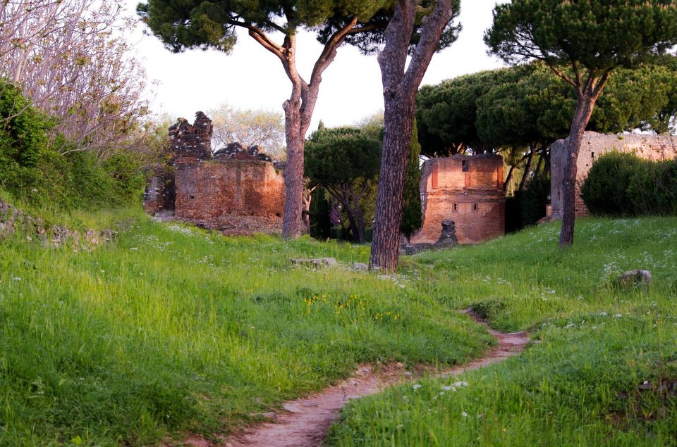 Appia Antica Regional park,Rome,top things to do in Rome