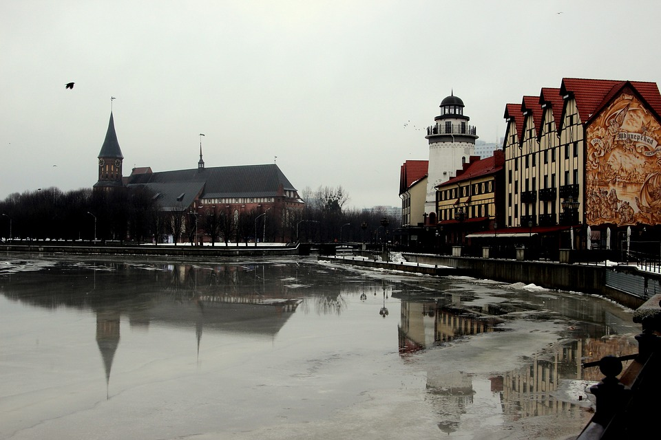 Kaliningrad , top attraction sites in the host cities