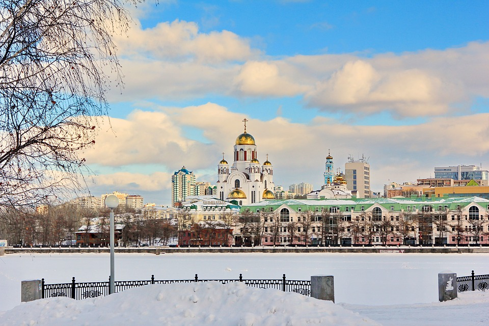 ekaterinburg, top attraction sites in the host cities