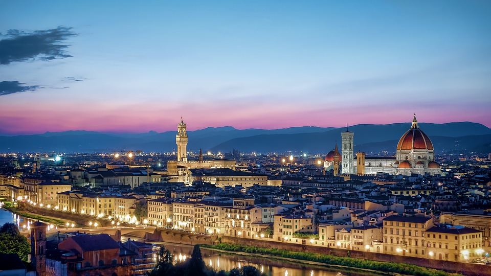 Florence,honeymoon destinations in Italy